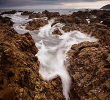 South Coast Sliver by Ken Wright