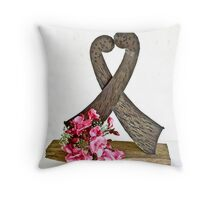 Ikebana-139 Throw Pillow