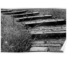 Canal bricks Poster