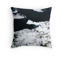 Form & Light Throw Pillow