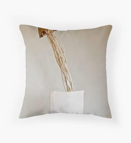 Ikebana-127 Throw Pillow