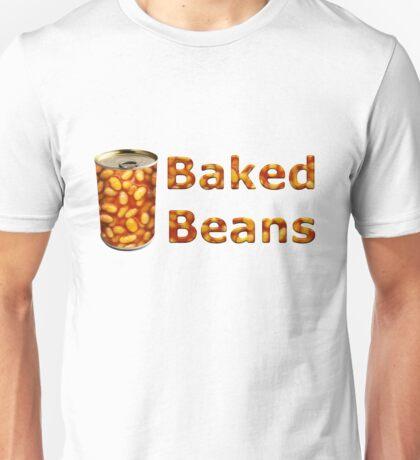 Baked Beans Can Unisex T-Shirt