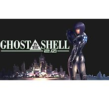Ghost in The Shell motoko Photographic Print