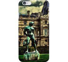 Louvre Museum Paris Fine Art Print iPhone Case/Skin