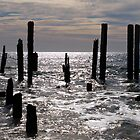 Port Willunga Jetty 2 by Topher Webb