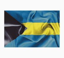 Bahamas Flag Kids Tee