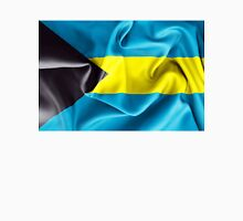 Bahamas Flag Women's Fitted Scoop T-Shirt
