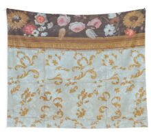 Rottenbuch Abbey Details Wall Tapestry