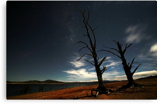 Dance to the End of Time by Geoff  Coleman - Landscapes