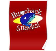 Humback Snacks! v2 Poster
