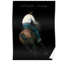 Midnight Cowboy © Vicki Ferrari Photography Poster