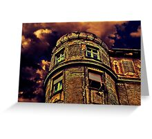 Before The Spring Storm Fine Art Print Greeting Card