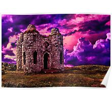 Castle Hill Fine Art Print Poster