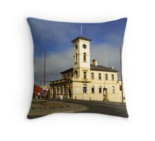 Daylesford Post Office Throw Pillow