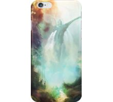 At the Emerald Vale iPhone Case/Skin