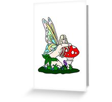 Magical Fairy Greeting Card