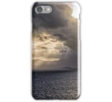 Sunset over Cape Tribulation iPhone Case/Skin