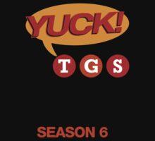 "30 Rock ""Yuck!"" T-shirt by westonoconnor"