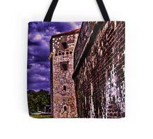 Tower Nebojsa Fortress Kalemegdan Belgrade Tote Bag
