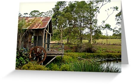 ~Rustic Shed~ by a~m .