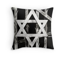 Star of David Throw Pillow
