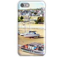 New Quay, West Wales iPhone Case/Skin