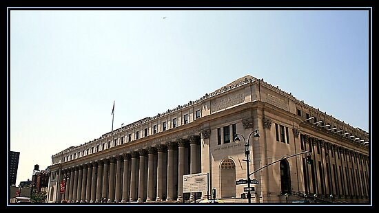 NY POST OFFICE by BOLLA67