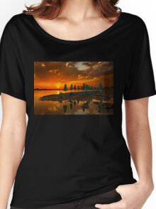 Sunset in paradise - Elafonissos, Crete Women's Relaxed Fit T-Shirt