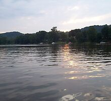 ALLEGHENY RIVER by monaruth