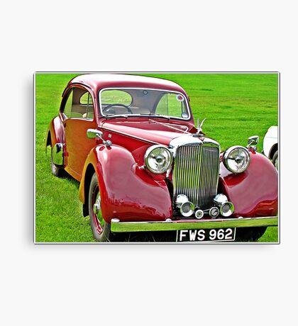 Classic cars (AGAIN)) Canvas Print