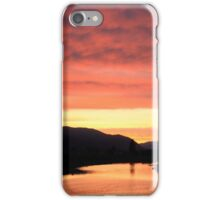 May Sunset in Montana iPhone Case/Skin