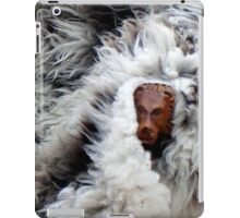 Lion in sheep's clothing iPad Case/Skin