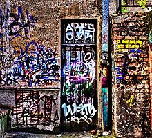 Urban Decay Europe Fine Art Print by stockfineart