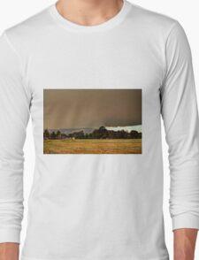 Smoke on the hills Long Sleeve T-Shirt