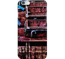 Abandoned River Boat Fine Art Print iPhone Case/Skin