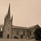 ST. GEORGE'S CHURCH: Balbriggan North County Dublin. by Finbarr Reilly