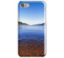 The Shores of Loch Ness iPhone Case/Skin