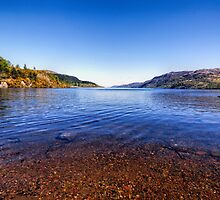 The Shores of Loch Ness by Lynn Bolt