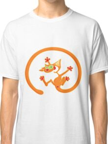 Cat Happiness Classic T-Shirt