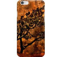Tree Of Sadness Fine Art Print iPhone Case/Skin
