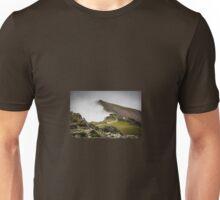 Snowdon Walkers and Landscape Unisex T-Shirt