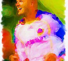David Beckham by kmercury