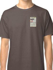 pass2 Classic T-Shirt
