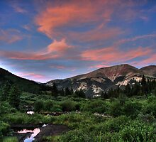 Colorado Sunset by noffi