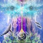 Goddess of Heaven & Earth by Aaron Pyne