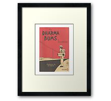 The Dharma Framed Print