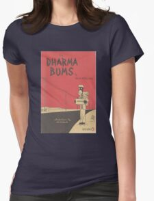 The Dharma Womens Fitted T-Shirt