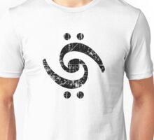 The Bass Bird (Black) Unisex T-Shirt