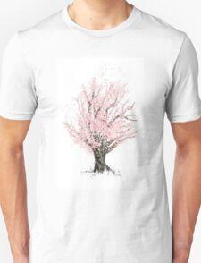 Cherry Blossom Tree T-Shirt