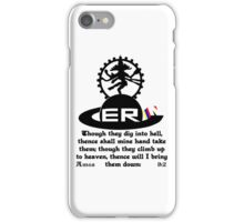 AMOS 9:2 THEY DIG INTO HELL iPhone Case/Skin